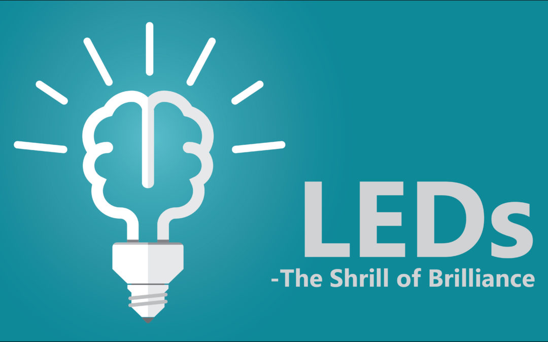 LED lights the way to savings in Apartments And Villas...