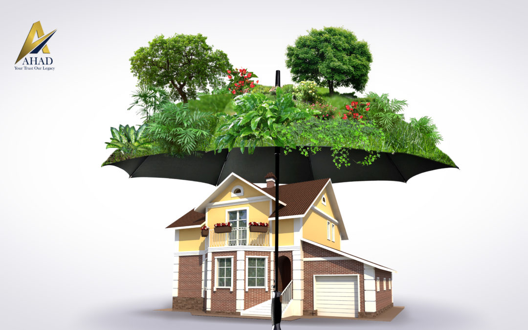 Why is plantation important within the house?