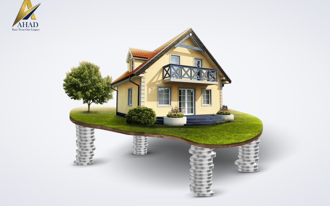 What does the cost of house depend on size, location, style, etc.?