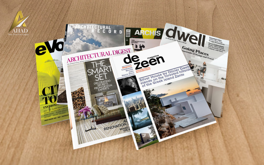 Best Magazines on Architecture